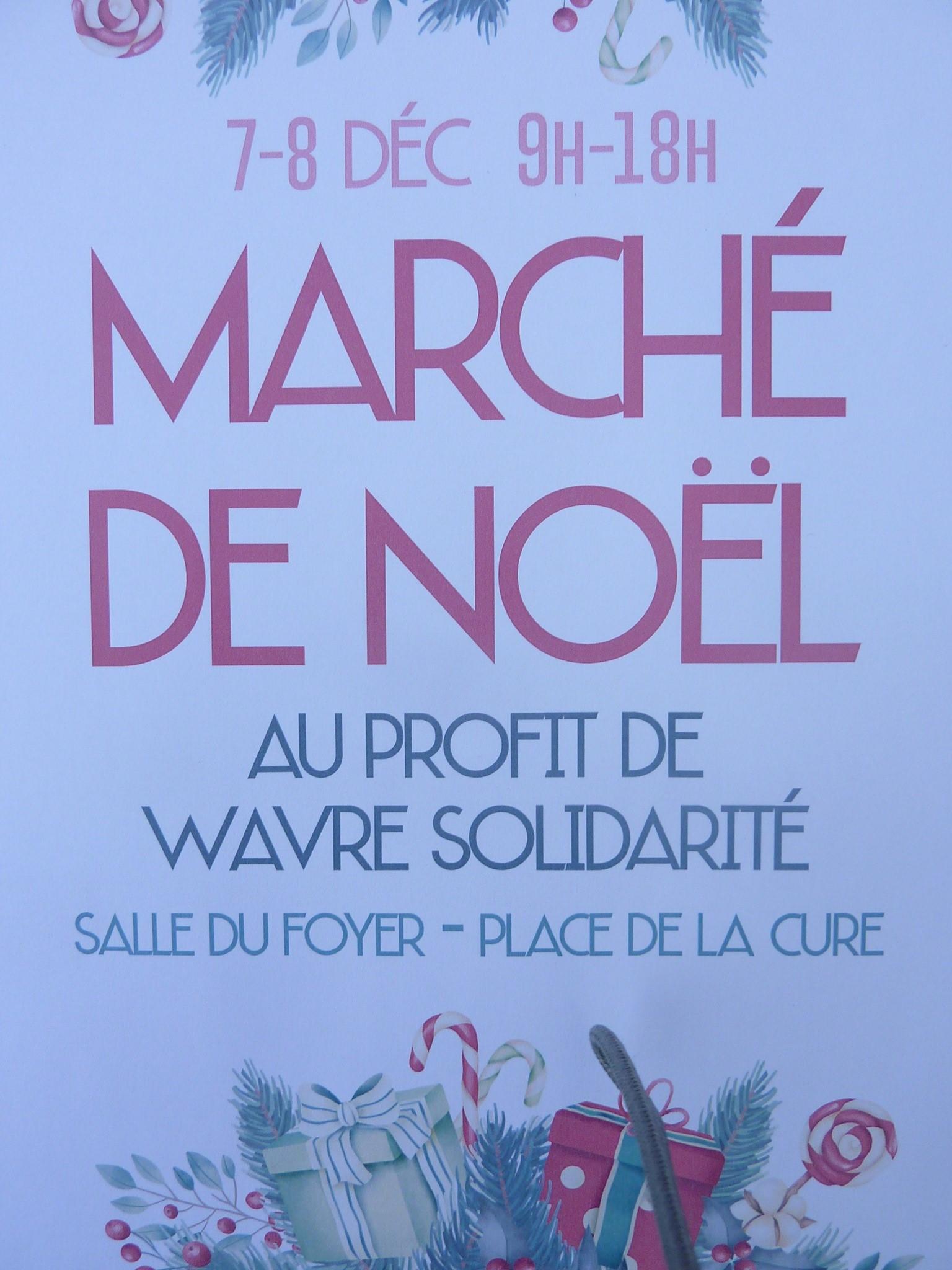 Marche de Noël de Wavre Solidarité